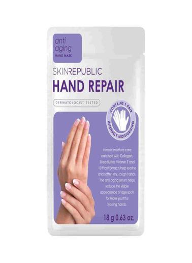 Skin Republic Skin Republic Hand Repair Mask 18g Renksiz